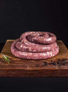 Charcuterie Cazaux - Saucisse fraîche du Couserans