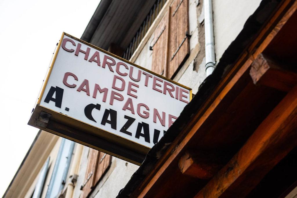 La Maison André Cazaux - Magasin